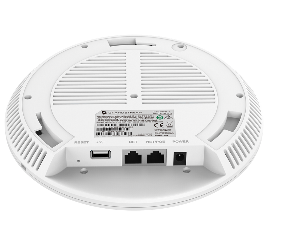 Grandstream Indoor AC Access Point - 5er Pack - GWN7610