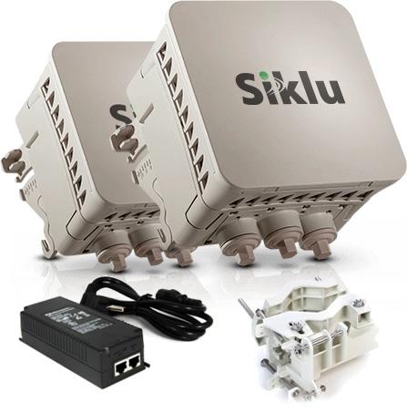 Siklu EtherHaul 500TX ODU - Link-Set