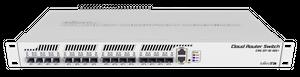 MikroTik Cloud Router Switch - CRS317-1G-18S+RM
