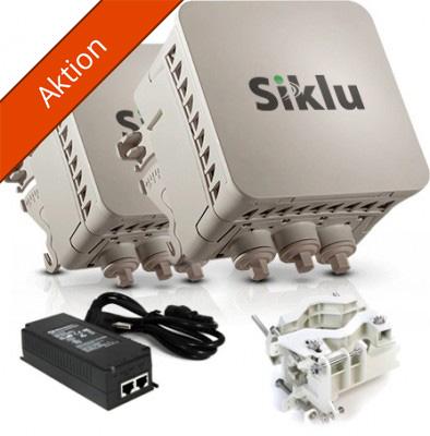 Siklu EtherHaul 600TX ODU Link-Set - Aktionspack