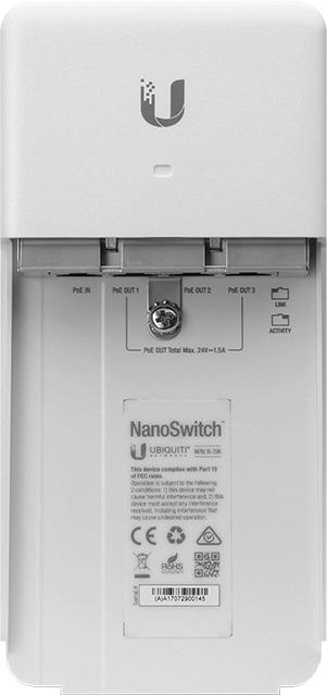 Ubiquiti NanoSwitch - N-SW