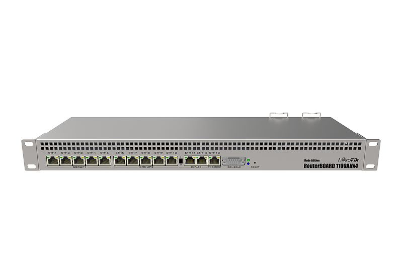 MikroTik RouterBOARD RB1100AHx4