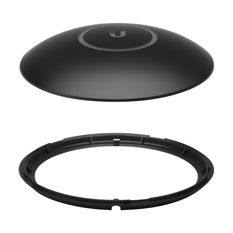 Ubiquiti UniFi Cover Schwarz - nHD-Cover-Black