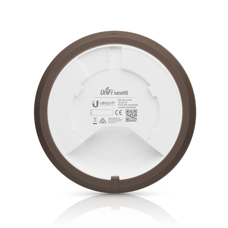 Ubiquiti UniFi nanoHD Cover Holz - nHD-Cover-Wood