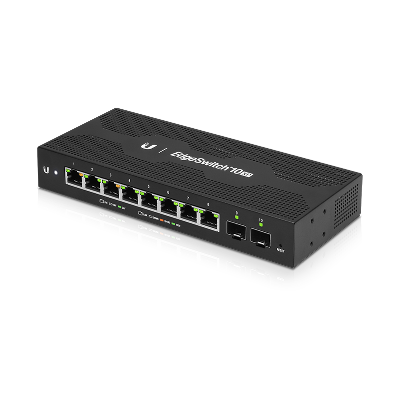 Ubiquiti EdgeSwitch 10 XP - ES-10XP
