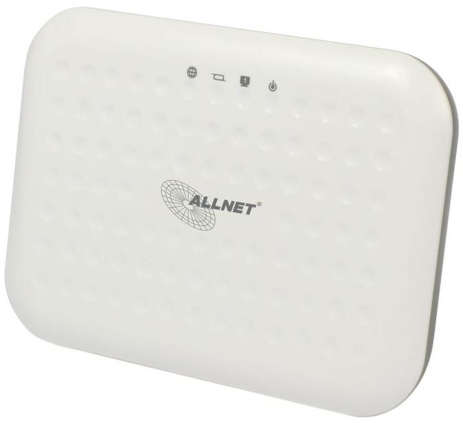 ALLNET ADSL/VDSL2 Bridge Modem - ALL-BM200VDSL2 - B-Ware