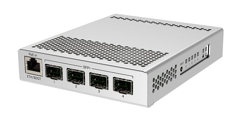 MikroTik Cloud Router Switch - CRS305-1G-4S+IN - B-Ware