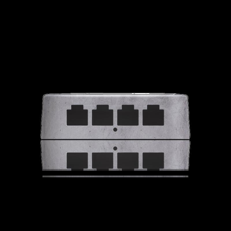Ubiquiti UniFi In-Wall HD Cover Beton - IW-HD-CT