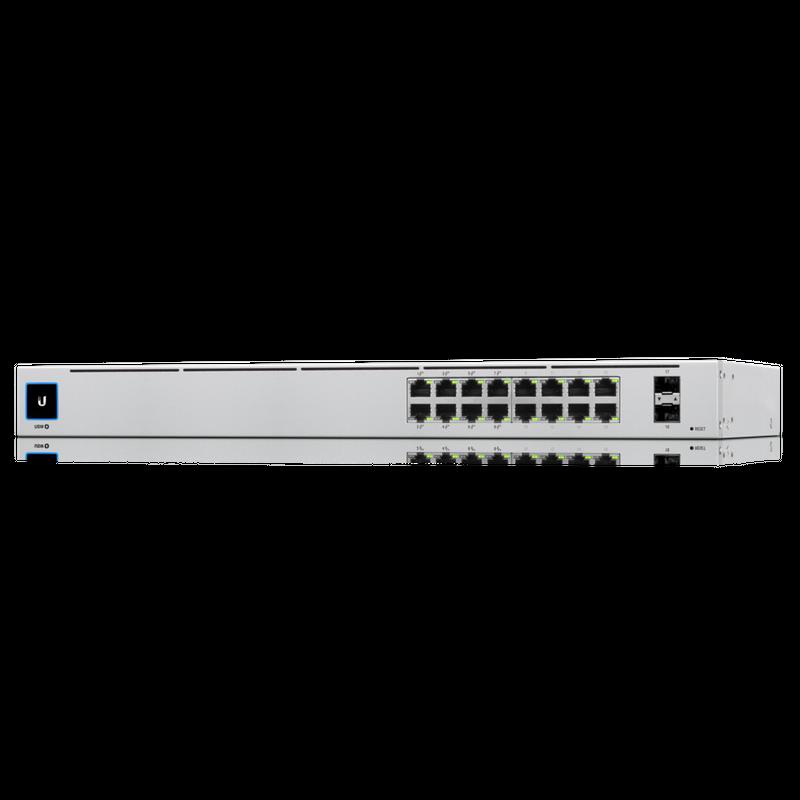 Ubiquiti UniFi Switch 16 Gen2 - USW-16-POE