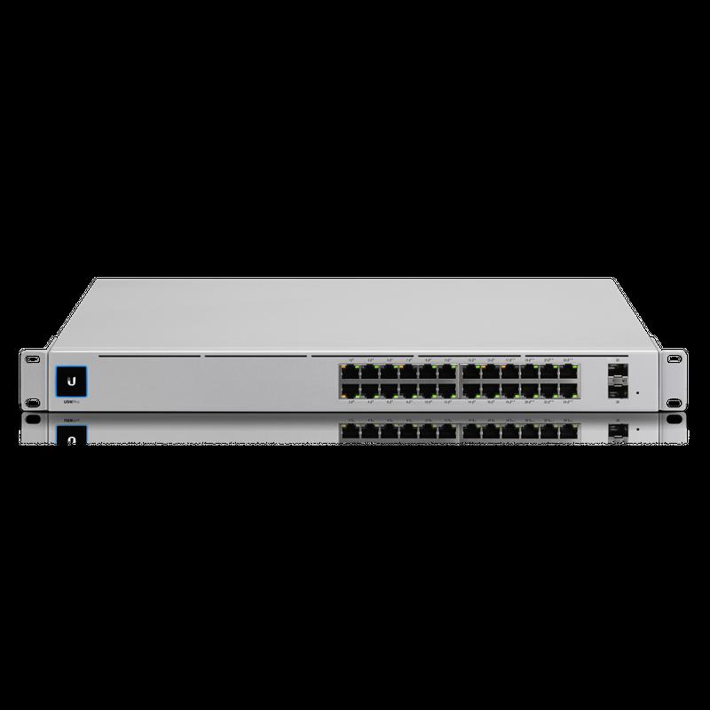 Ubiquiti UniFi Switch Pro 24 Gen2 - USW-Pro-24-POE