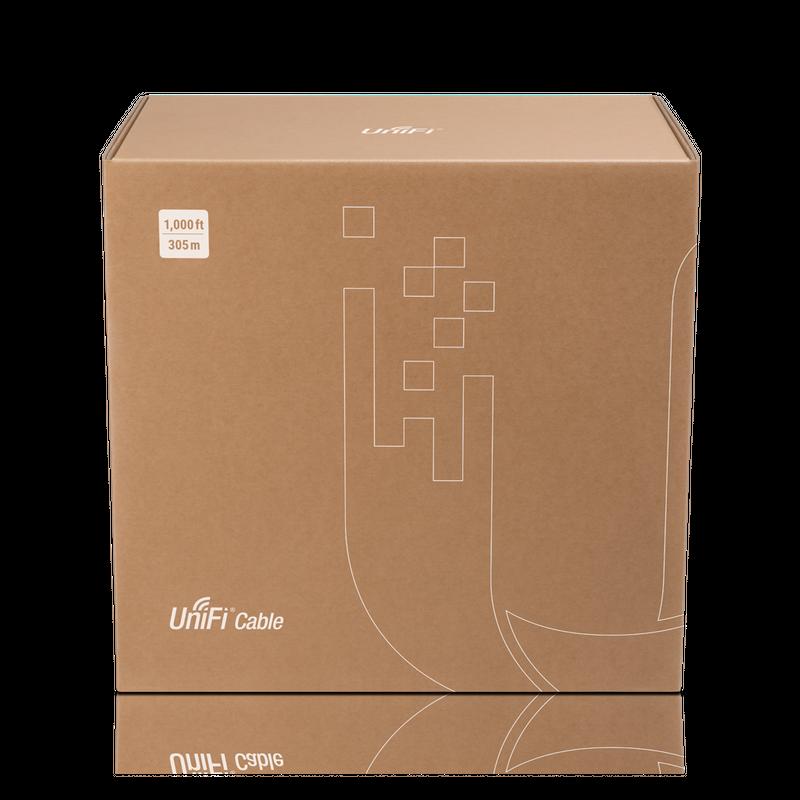 Ubiquiti UniFi Cable - 305m - UC-C6-CMP