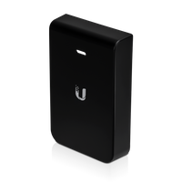 Ubiquiti UniFi In-Wall HD Cover Schwarz - IW-HD-BK