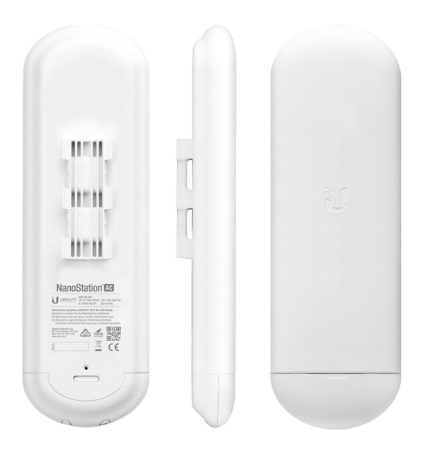 Ubiquiti NanoStation 5AC - NS-5AC - Link-Set