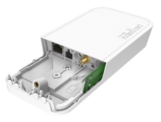 MikroTik LoRaWAN Bundle wAP LoRa8 kit + Antenne