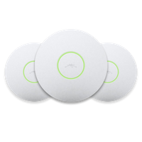 Ubiquiti UniFi AP, UAP - 3er-Pack