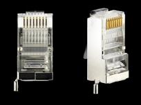 Ubiquiti ToughCable - Special Shielded Connectors - 100 Stück