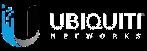 Ubiqiuti Logo Weiß