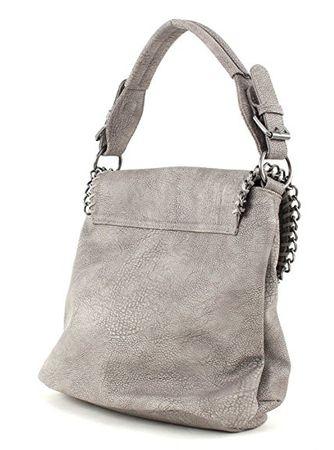 Handtasche, Damentasche Peppi 2D Farbe: pebble – Bild 2