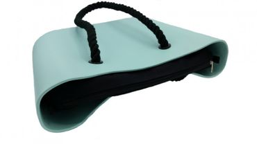 "City Bag ""Urban Turquoise""  – Bild 3"