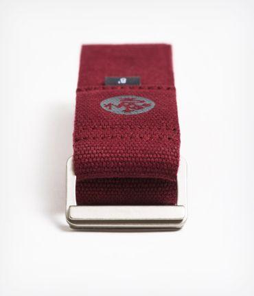 Manduka Yoga Strap Baumwollgurt Standard 2,4m – Bild 6