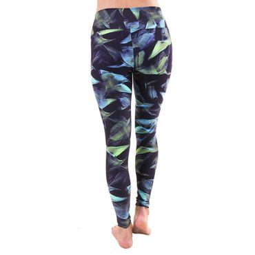 Yogahose, Yoga Legging Dark Forrest – Bild 3