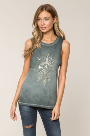 Yoga Shirt Excite your spirit rocker – Bild 2