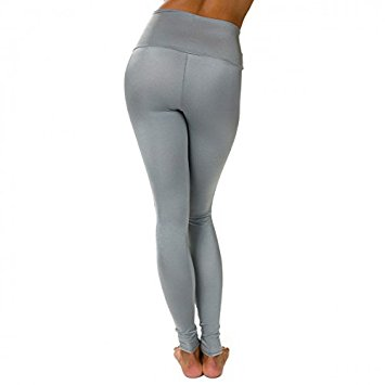 High Rise Legging Silver – Bild 2
