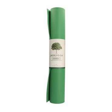 Jade Yogamatte Jungle Green 180cm/ 71' – Bild 1
