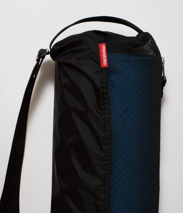 Welcome Bag Manduka in schwarz – Bild 2