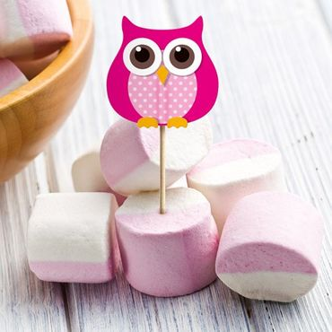 "DIY Party-Bastel-Set ""Little Owl"" – Bild 4"