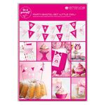 "DIY Party-Bastel-Set ""Little Owl"" 001"
