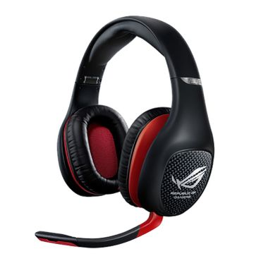 ASUS ROG Vulcan PRO Gaming Headset black/red