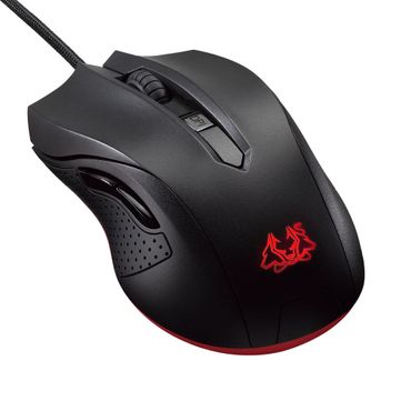 ASUS Cerberus Gaming Mouse 2500dpi black – Bild 1