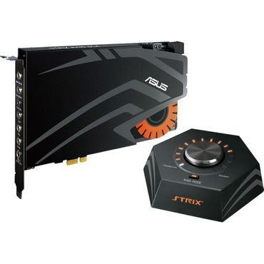 Soundkarte ASUS Strix Raid DLX, refurbished – Bild 1
