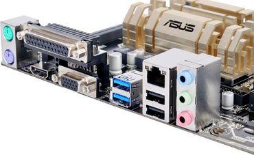 ASUS N3150M-E Micro ATX Mainboard – Bild 4