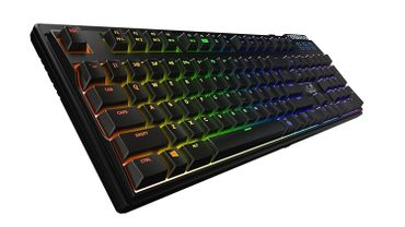 ASUS Cerberus Mech USB Gaming Tastatur Anti-Ghosting, deutsches Layout, refurbished – Bild 2