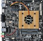 ASUS N3050-T thin-mini-ITX Mainboard 001