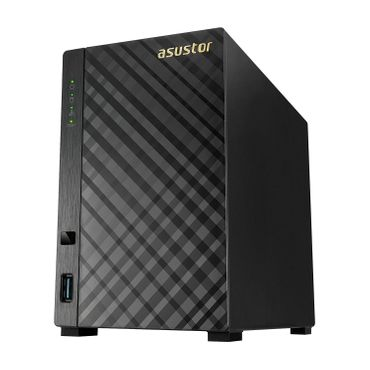 NAS System ASUSTOR AS-3202T, 1GB LAN 2-Bay – Bild 4