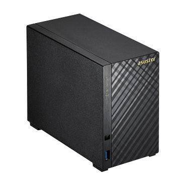 NAS System ASUSTOR AS-3202T, 1GB LAN 2-Bay – Bild 2
