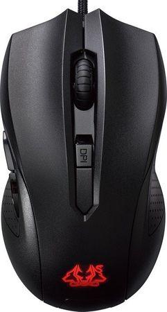 ASUS Cerberus Gaming Mouse Black – Bild 2