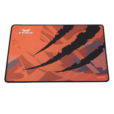 ASUS ROG STRIX Glide Speed Gaming Mauspad, orange/schwarz