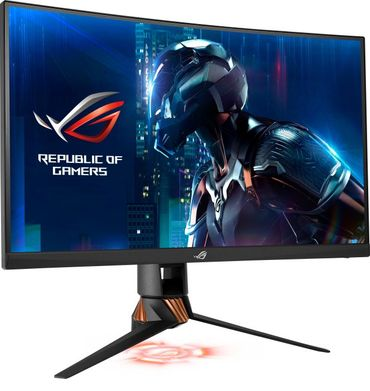ASUS ROG Swift PG27VQ curved Gaming Monitor, 2560x1440, 144 Hz – Bild 2