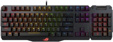 ASUS ROG Claymore mechanische Gaming Tastatur – Bild 1