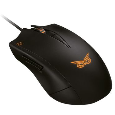 ASUS Strix Claw Dark Edition optische Gaming Maus – Bild 1