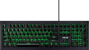 Bundle! ASUS ROG Pugio Gaming Mouse + GK1100 Sagaris Gaming Keyboard – Bild 2