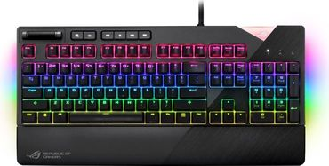 ASUS ROG Strix Flare MX-RGB-Red – Bild 1