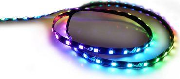 ASUS ROG Addressable LED Strip 60cm, RGB, LED-Streifen – Bild 1