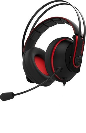 ASUS Cerberus V2 Headset black/red – Bild 1