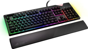 ASUS ROG Strix Flare MX-RGB-Red – Bild 5