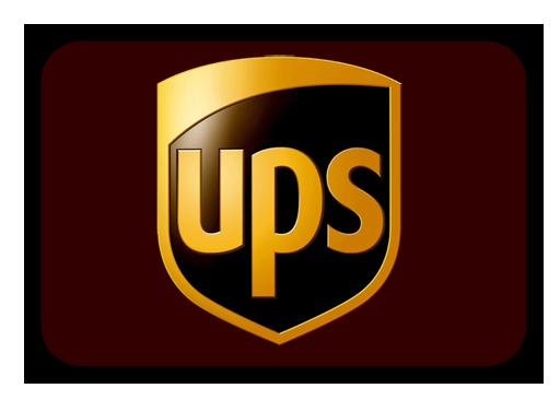 Sicherer Versand mit UPS